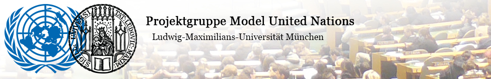 Projektgruppe Model United Nations