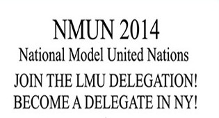 NMUN 2014 Become A Delegate