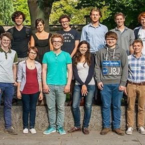 Die NMUN Delegation 2014 - die Neuen!