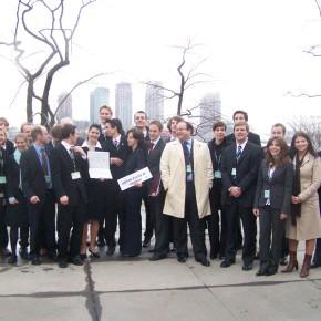 Delegation 2007 - United States