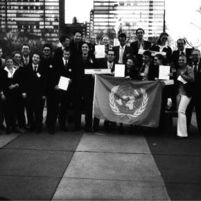 Delegation 2001 - Spain