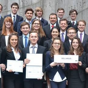 Belarus: Outstanding Delegation bei NMUN 2015!