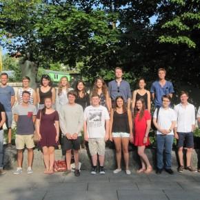 Die Münchner NMUN Delegation 2016 steht!