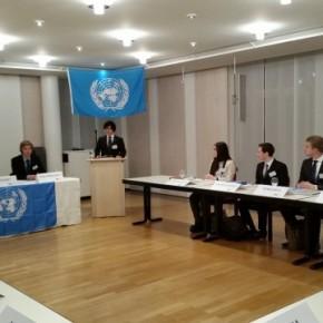 MucMUN 2015: Der Sicherheitsrat beschäftigt sich mit der Situation in Syrien