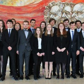 German Model United Nations 2017