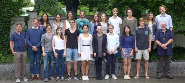 Das Münchner Team für NMUN 2018 steht fest!