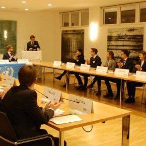 MucMUN 2017: Der Sicherheitsrat diskutiert den Konflikt im Jemen